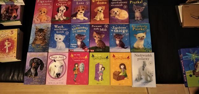 Holly Webb 18 książek