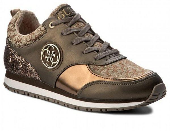Buty sneakersy trampki Guess Reeta r.38 -25cm kors Armani Calvin Tommy