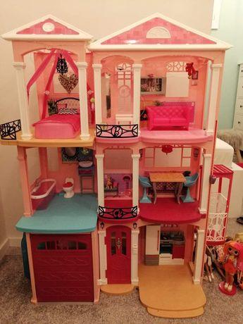 Wymarzony Domek Barbie Mattel willa