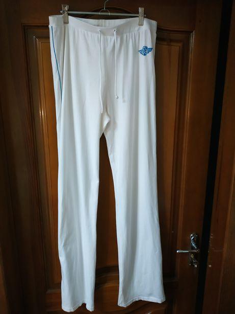 Спортивні брюки спортивные штаны из натуральной ткани Blue Motion