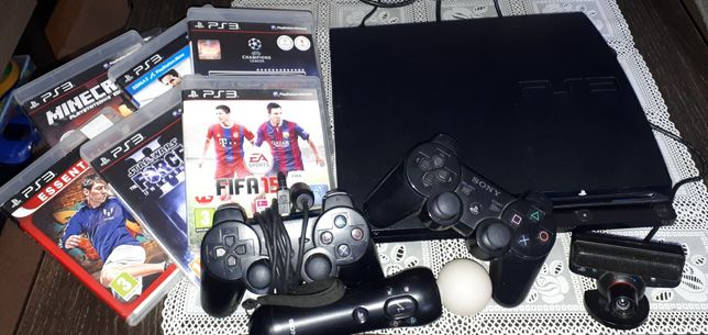 Konsola PS 3 Play Stadion