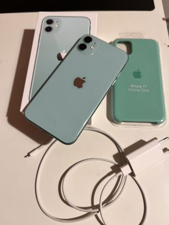 Iphone 11 64GB stan idealny