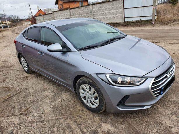Hyundai Elantra 2017 в Киеве , дешевле на 30 %