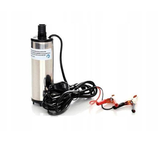 Pompa do Spuszczania Pompka Paliwa 12L/Min 12V 24V