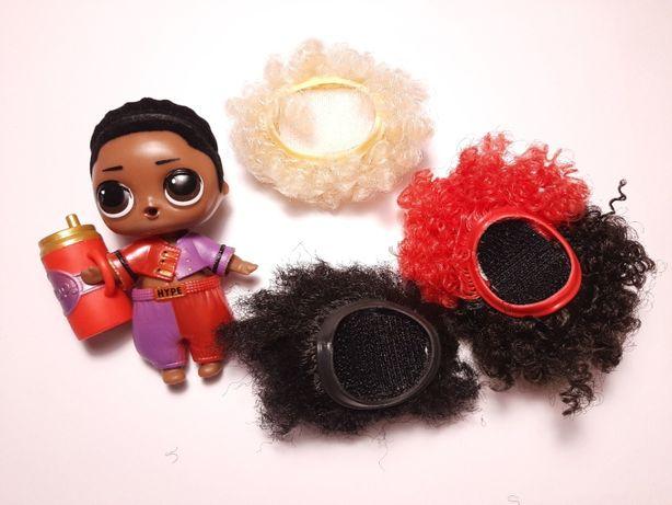 DA Fresh мальчик Фреш Кукла лол lol аналог hairvibes куколки с парикам