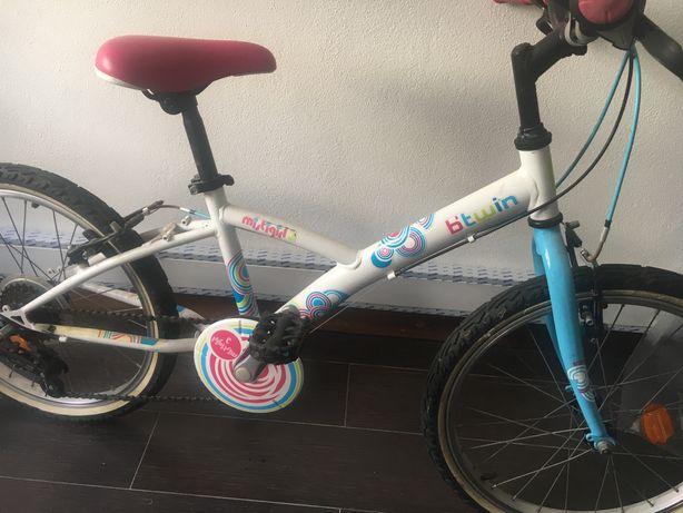Bicicleta Criança Btwin