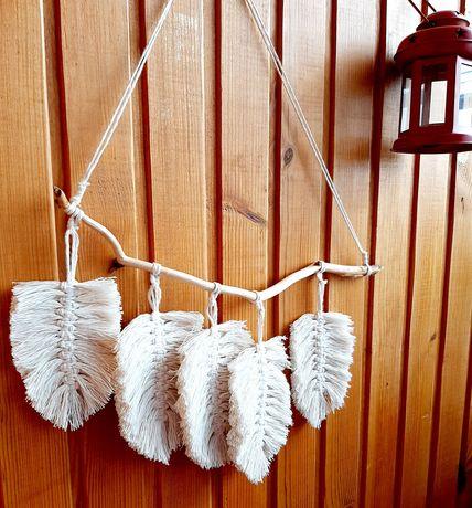 Панно листики/панно перья