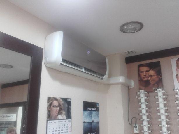 Klimatyzacja i chłodnictwo, pompy ciepła, montaż, serwis KIELCE-PINIO