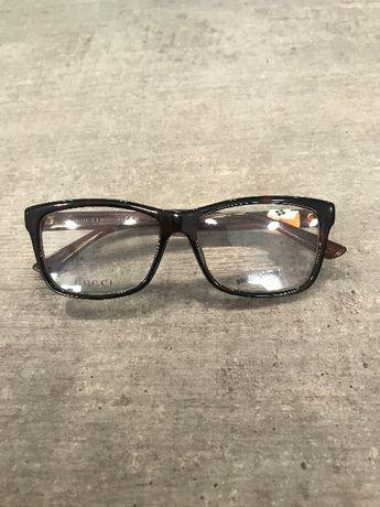 Okulary Oprawki Korekcyjne Gucci 3765