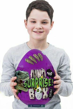 Яйцо сюрприз Малое! ! ! Dino box surprise !