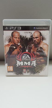 EA SPORTS MMA na Playstation 3
