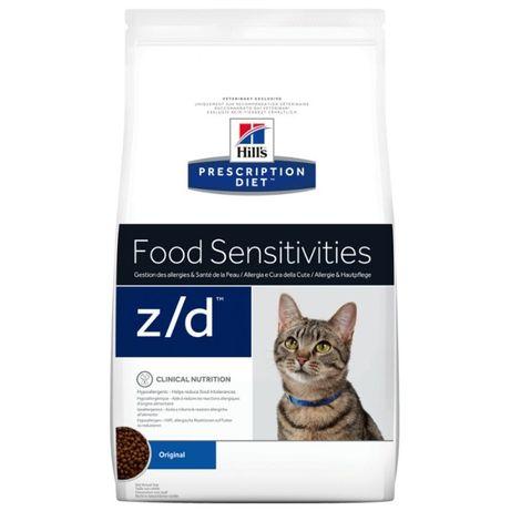 Karma dla kota Food Sensitivities 3.9kg