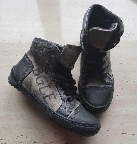Buty skórzane dla chłopca 33 Nowe