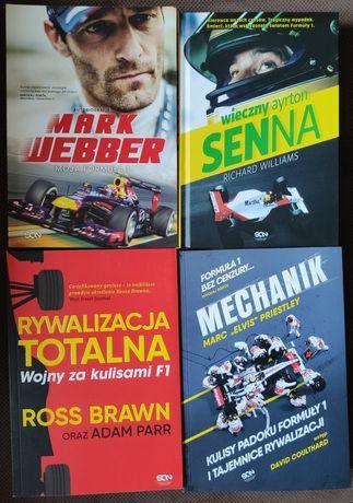 Dla pasjonatów Formuły 1