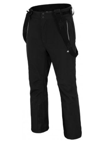 Spodnie narciarskie czarne 4F T4Z16-SPMN202