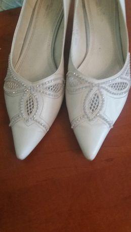 туфли свадебные р. 41