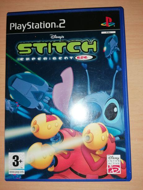 Jogo PS2 ( PlayStation 2 ) Stitch Experiment 626 (Optimo Estado)
