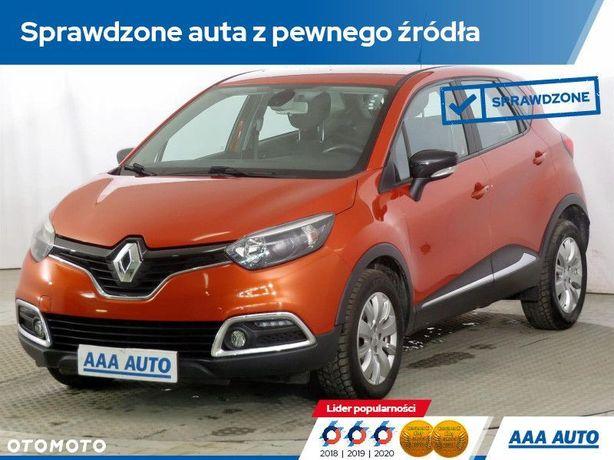 Renault Captur 1.2 TCe, 1. Właściciel, Serwis ASO, Automat, Klimatronic, Tempomat