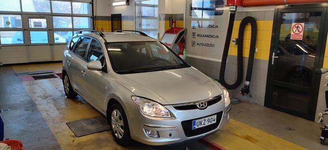 Hyundai i30 mały przebieg Gwarancja