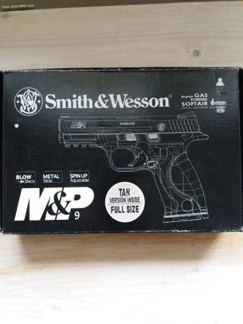 Replika pistoletu M&P9 ASG (boczniak)