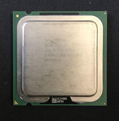 Процессори Intel Pentium, Celeron на 775 socket