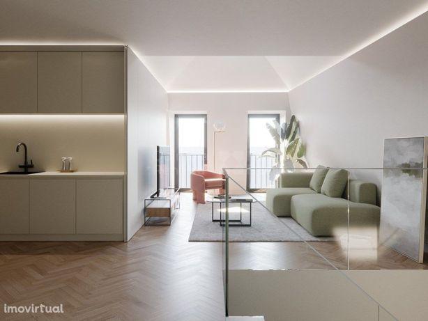 Studio para venda em Lisboa - Aura