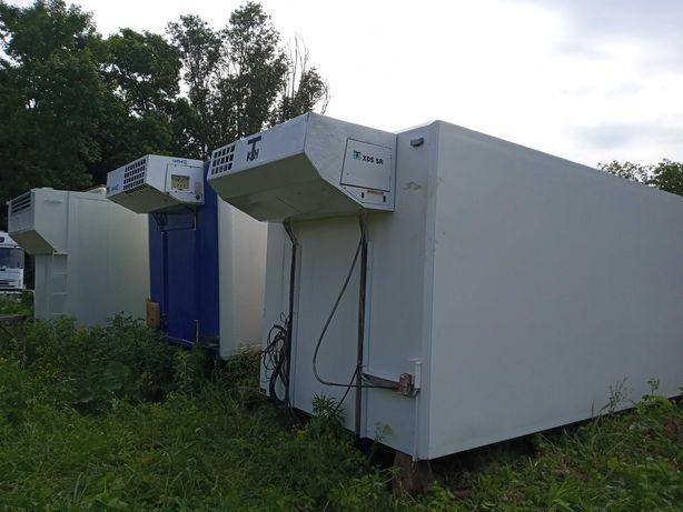 Будка холодильна KOGEL з агрегатом TermoKing