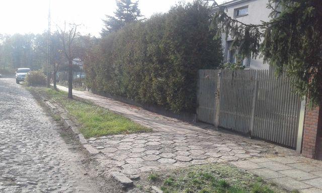 Dom działka 2000m Łódź Ruda inwestycja lokalizacja prywatna Medycyne