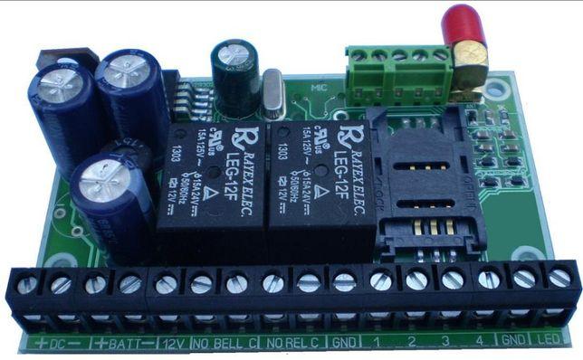 Диспетчеризация электрощитовых силовых шкафов автоматикой gsm модуль