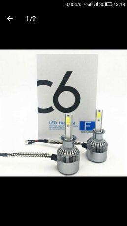 Светодиодные лампы H1