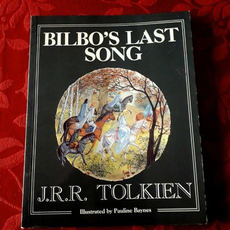 J R R Tolkien - Bilbo's Last Song - Paperback Edition 1992 ENG