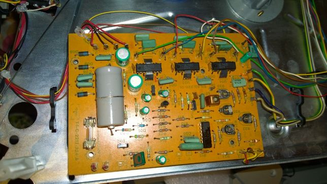 Gramofon ADAM GS 420/424 płytka sterowania