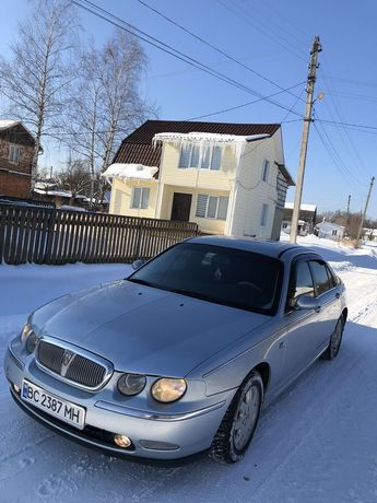 Rover75 2.0bmw 2001