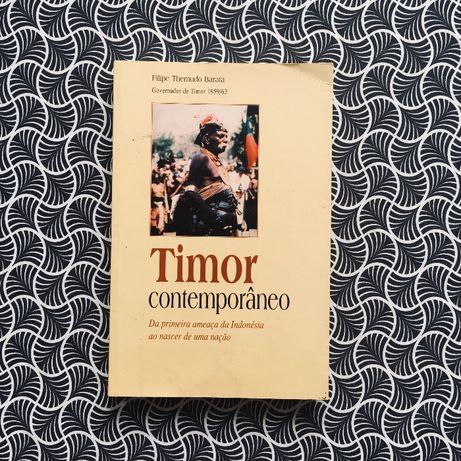 Timor Contemporâneo - Filipe Themudo Barata