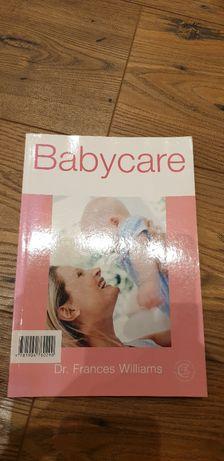 Książka Babycare dr Frances Williams o opiece nad noworodkiem