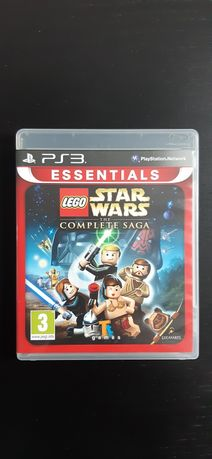 Gra Star Wars Complete Saga PS3 Ang