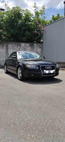 Audi A4 cabrio nacional