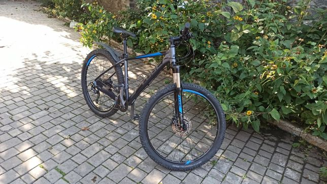 Велосипед CUBE 27,5