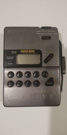 Walkman Sony também tem rádio AM e FM