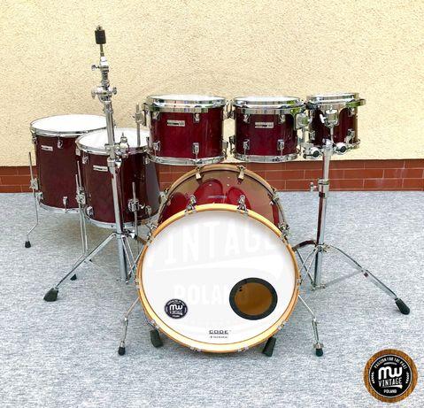 """Perkusja Taye Studio Maple Cherry 22"""", 8"""", 10"""", 12"""", 14"""", 16"""""""