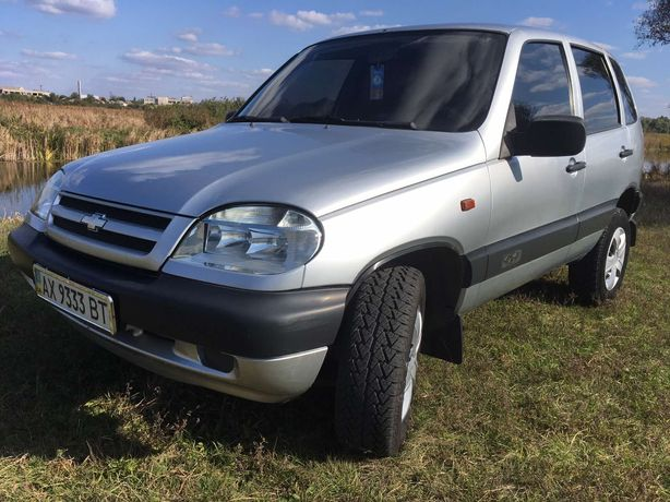 Chevrolet Niva Limited