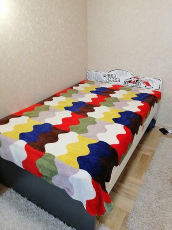 Meblik Drift Драйв кровать, ліжко, матрас