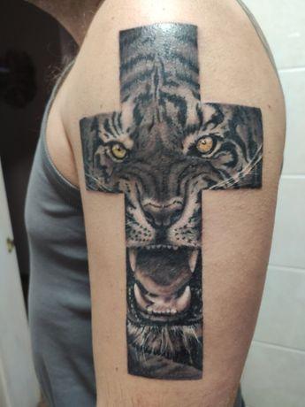 Художественная тату в Одессе