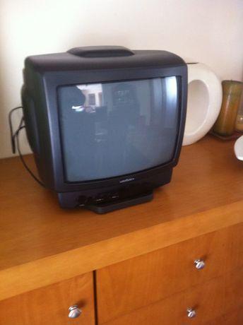 Televisão Mitsai A Cores em bom estado 37 cm