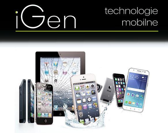 Wymiana szybki APPLE IPHONE 7 PLUS Gwar. iGen Lublin + montaż Gr