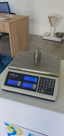Balança Tissot Cas 15/30kg c/bateria