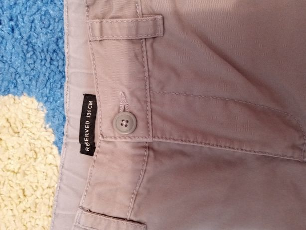 Spodnie Reserved eleganckie rozm. 134