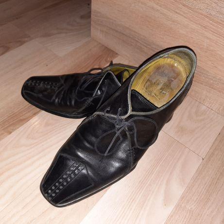 Туфли ботинки Vero натуральная кожа ,р.43 состояние новых