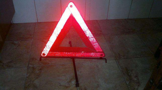 Triangulo para carro