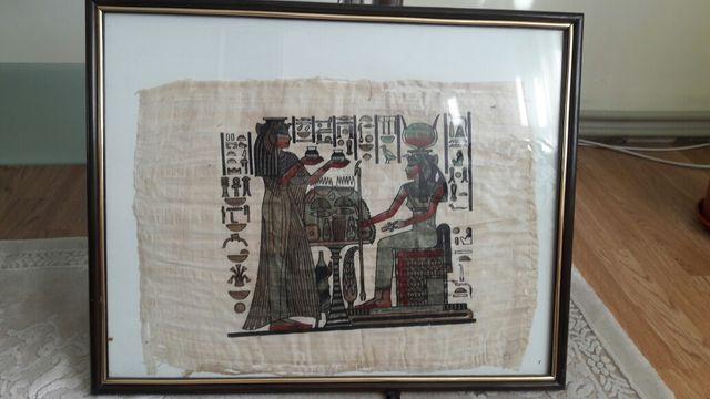 Картина папирус папірус